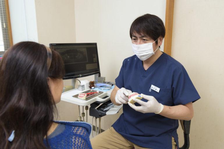 虫歯予防の技を伝授
